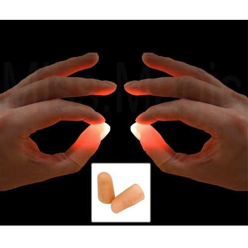 Light up thumb