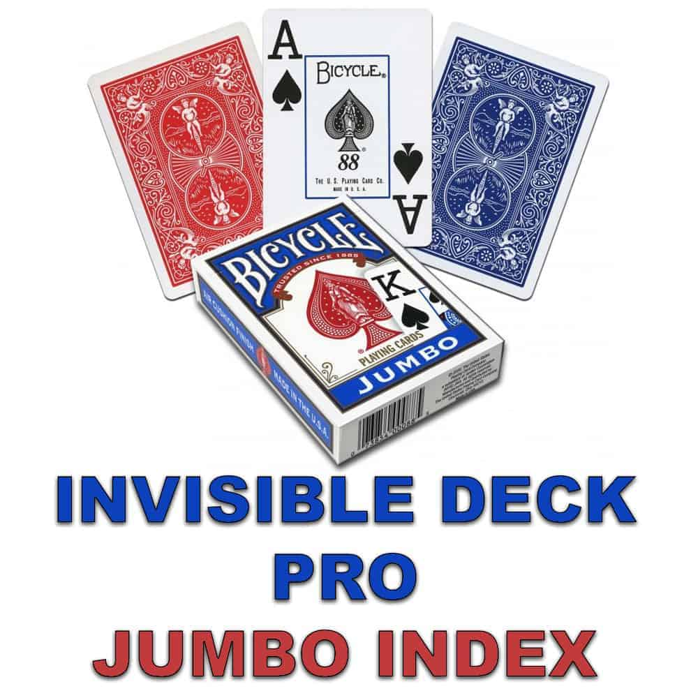 Deck invisible How To